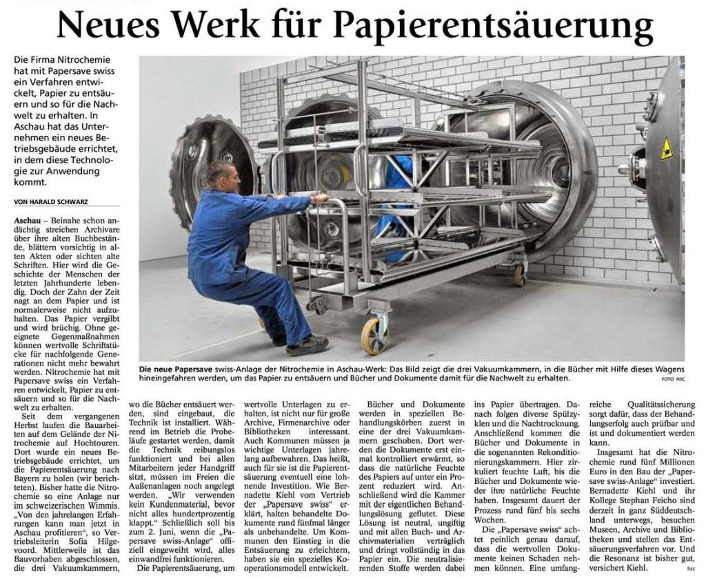 Neumarkter Anzeiger, 17.04.2015